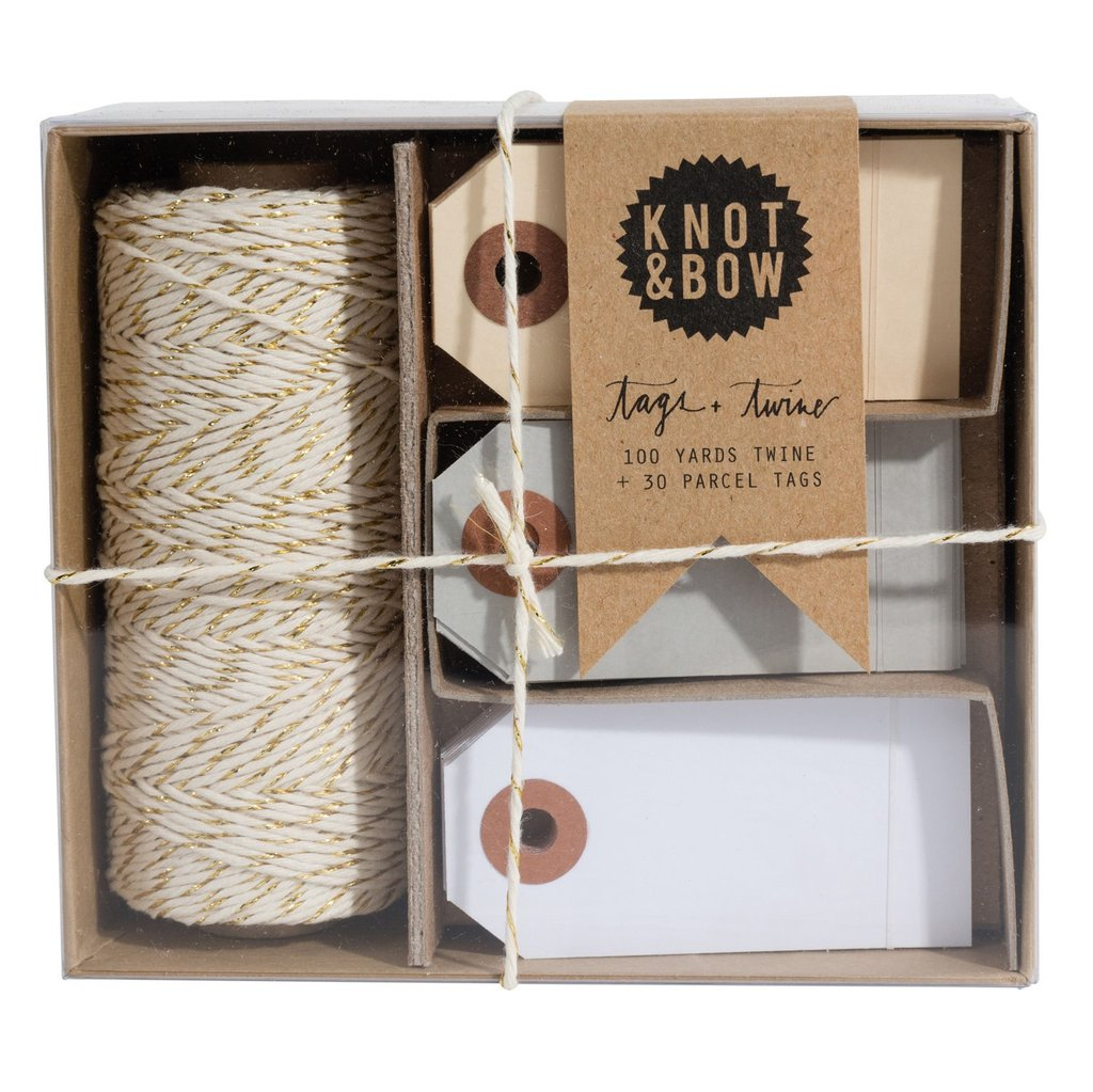 Tag and Twine Gift Box