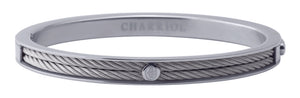 Charriol Forever - Stainless Steel Bangle 04-101-1139-7