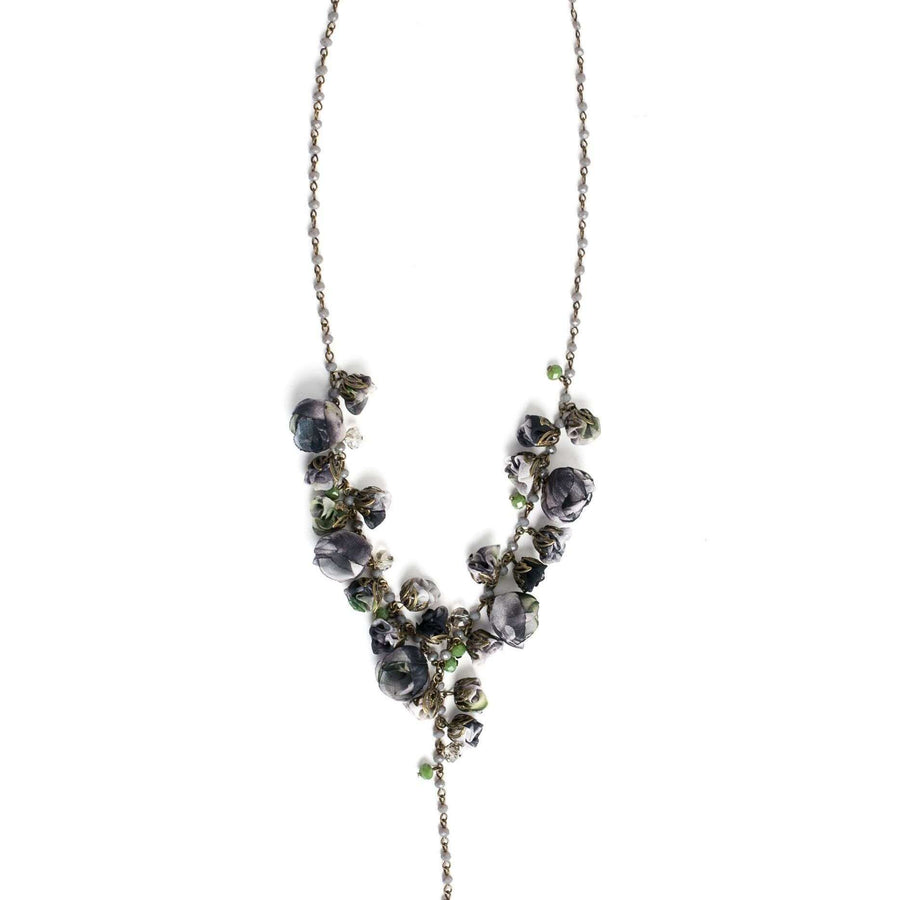 Claudia Necklace Chateau Grey