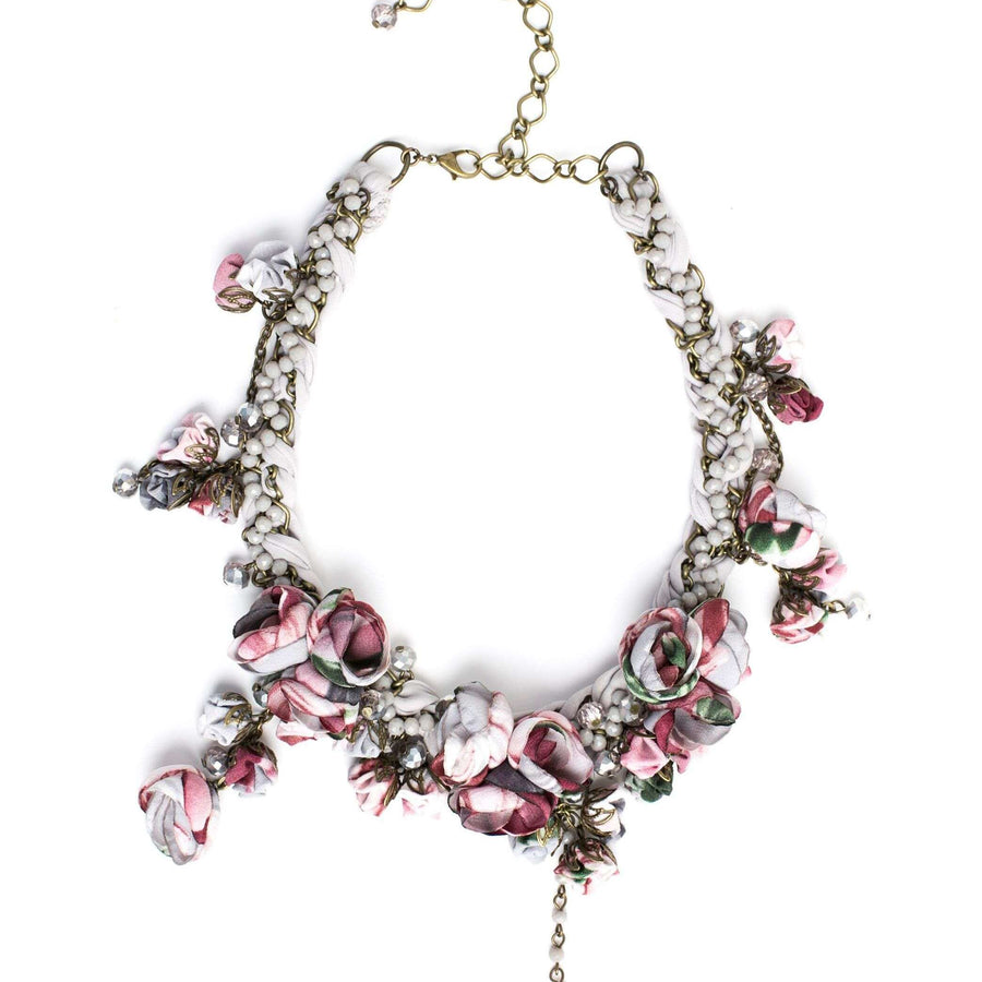 Anna Necklace Paris Rose