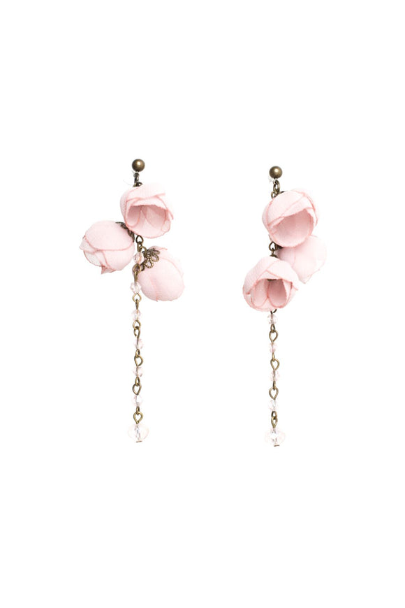 Serenity Earrings Ballerina Rose