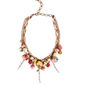 Georgeana Necklace Desert Cactus
