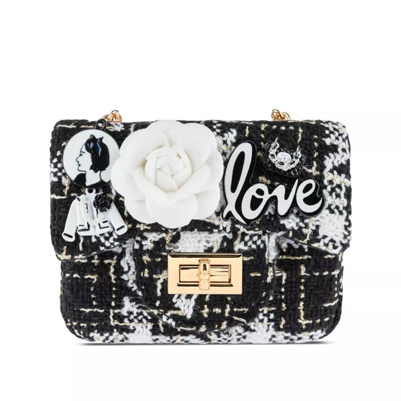 Elegant Handbags Black
