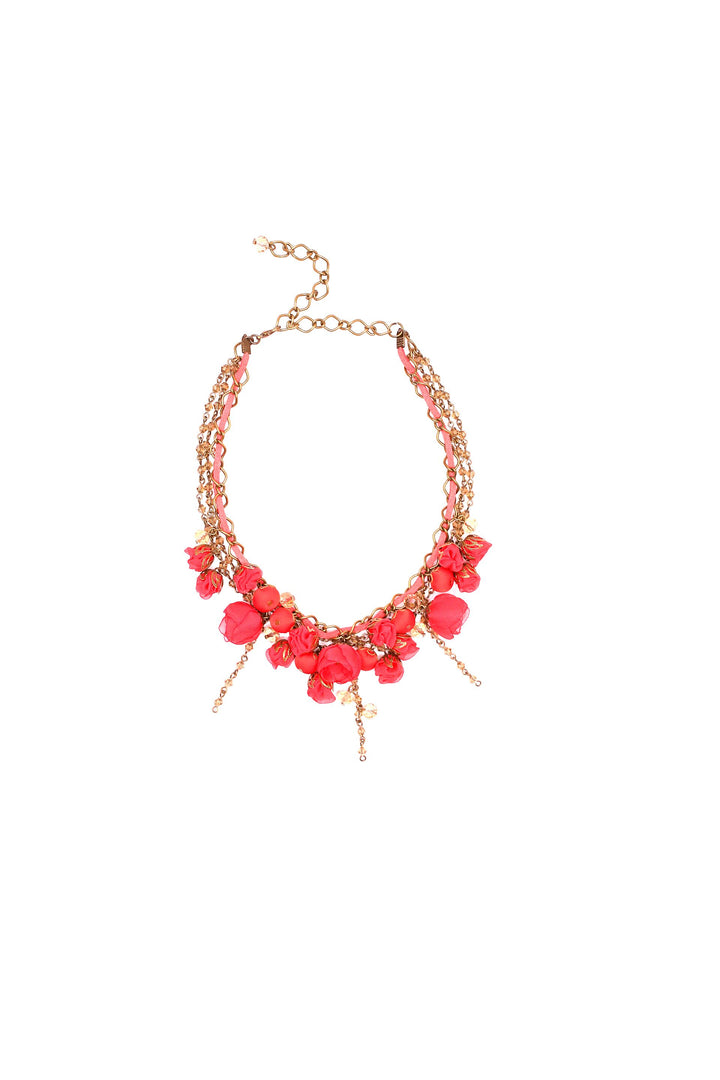Georgeana Necklace Candy Apple