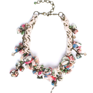 Anna Necklace Vintage Forest