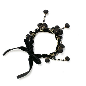 Dulcy Bracelet Black Night