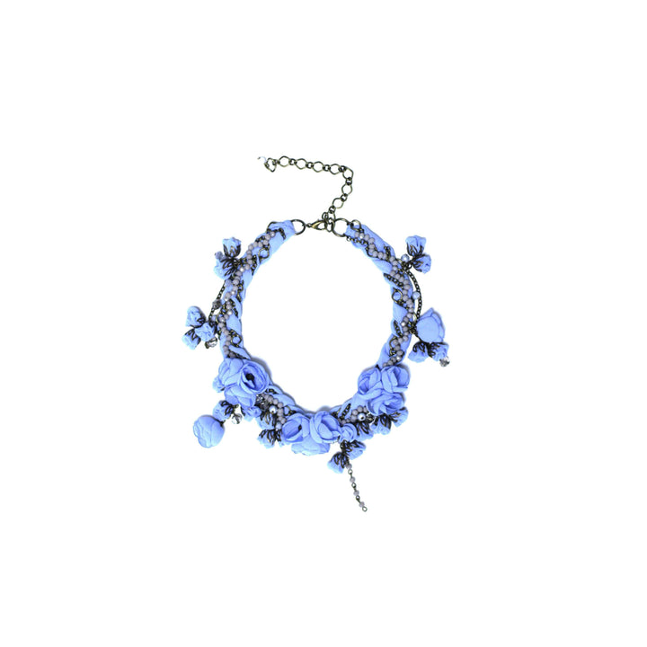 Anna Necklace Blue Lagoon