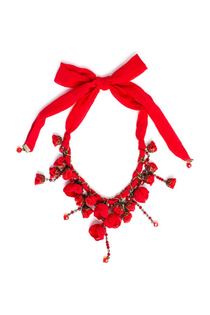Cecilia Necklace Devine Red
