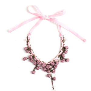 Ella Necklace Paris Rose