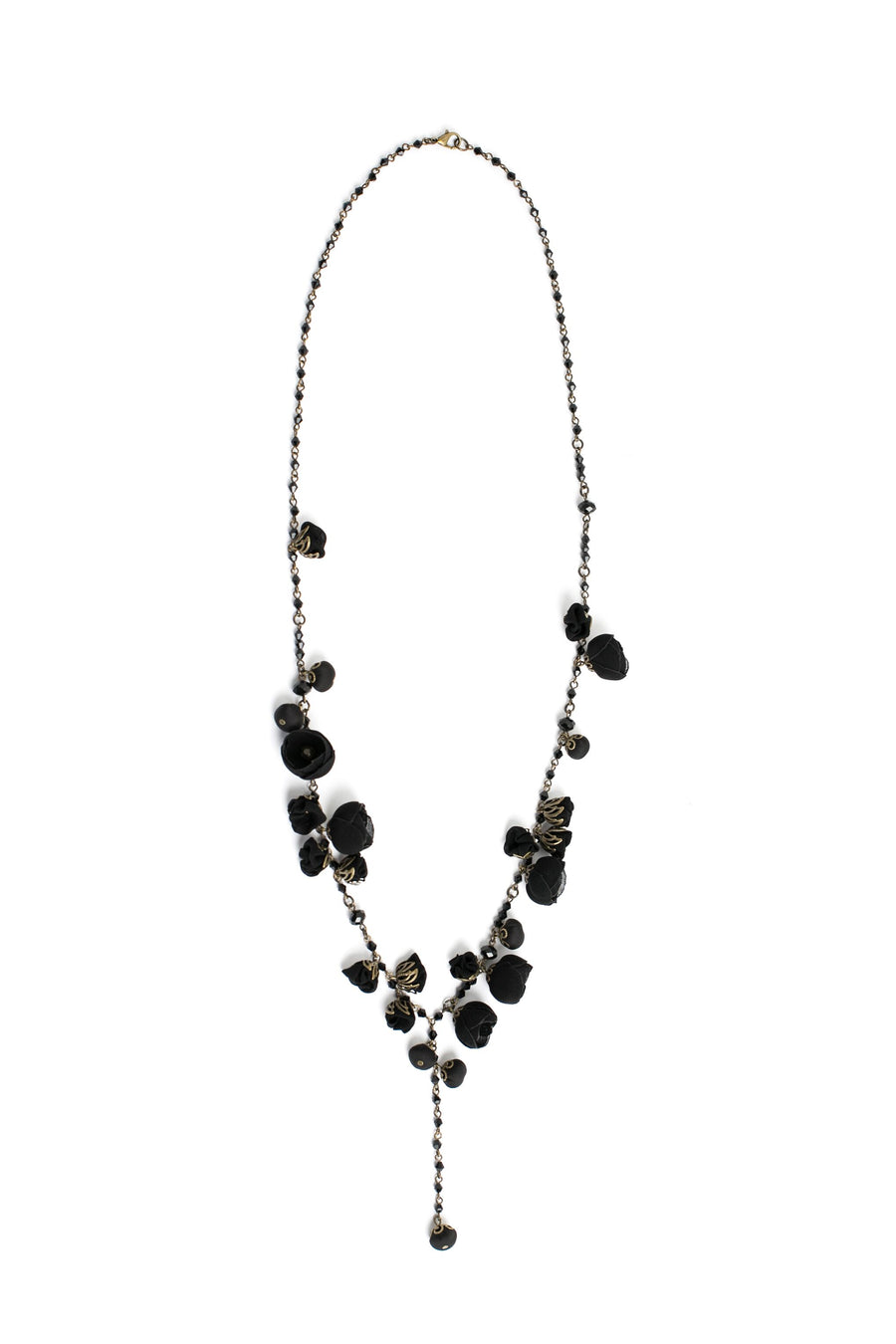Aurora Necklace Black Night