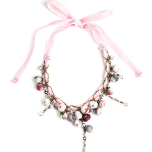 Dulcy Necklace Paris Rose