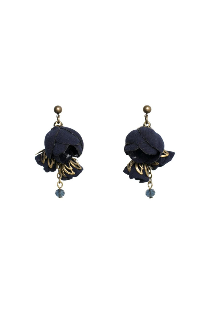 Annais Earrings Nocturnal Sea