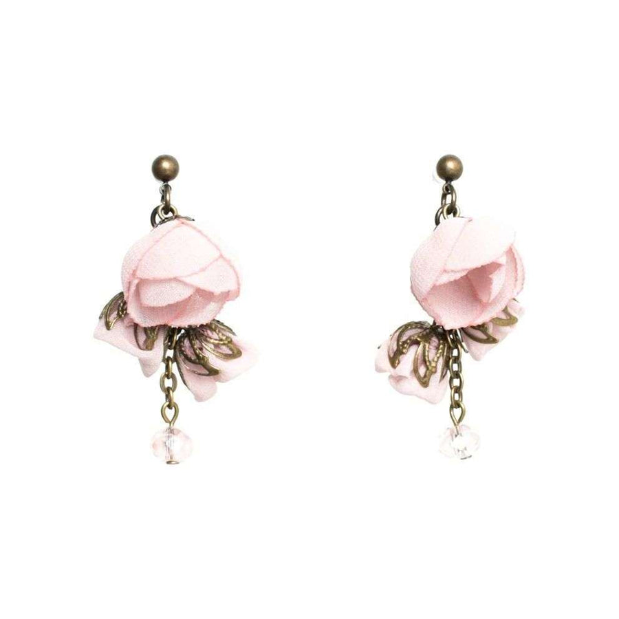 Annais Earrings Ballerina Rose