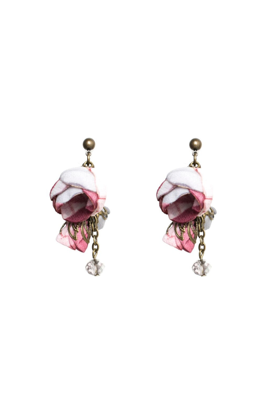 Annais Earrings Paris Rose