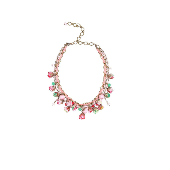 Daisy Necklace Rose Vale