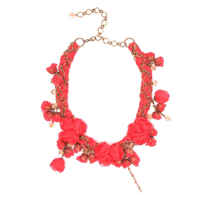 Anna Necklace Candy Apple
