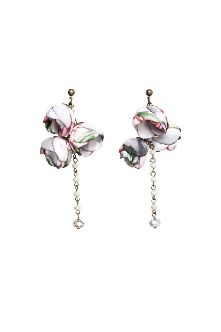 Serenity Earrings Paris Rose
