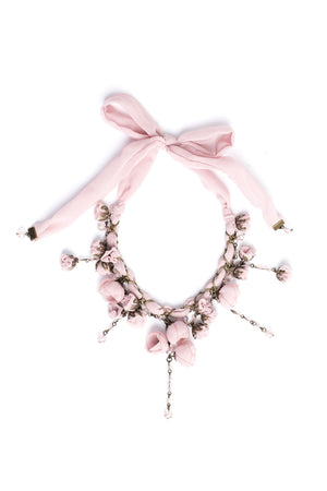 Cecilia Necklace Ballerina Rose