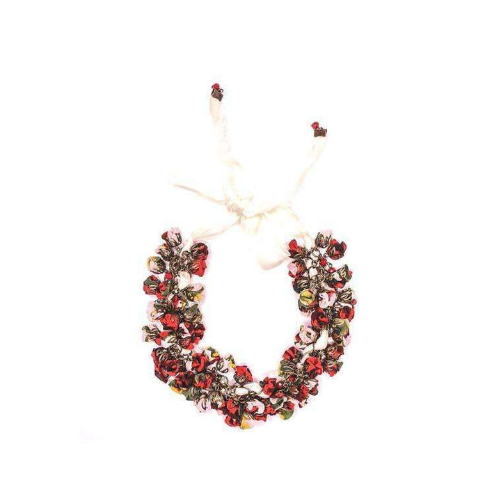 Sata Necklace Redberry