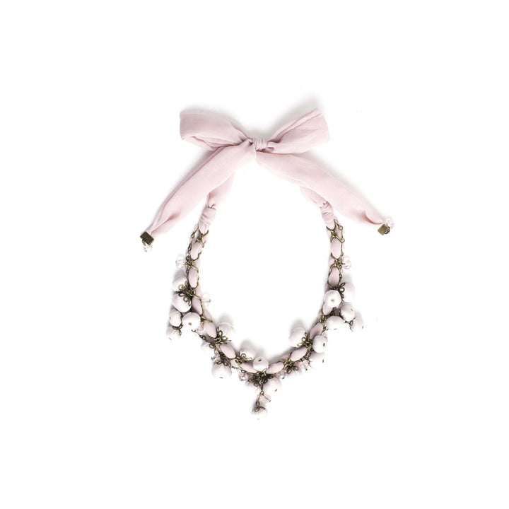 Gemma Necklace Ballerina Rose