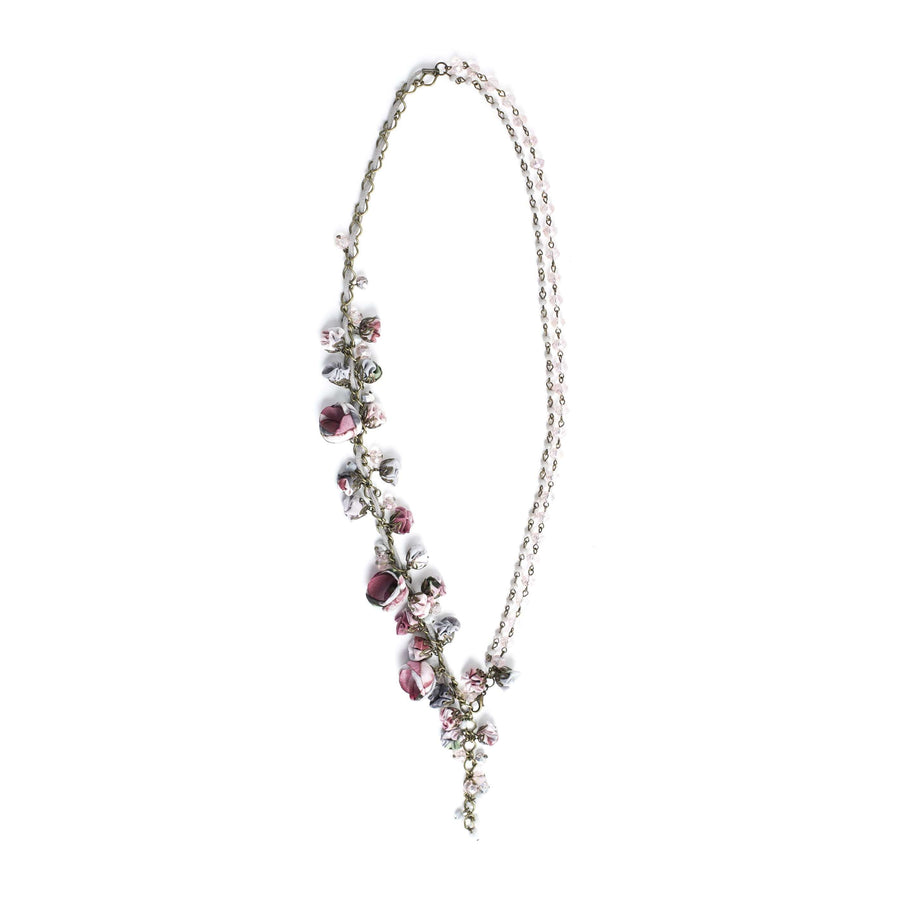 Ofelia Necklace Paris Rose