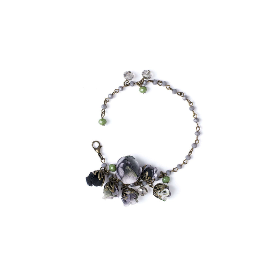 Poppy Bracelet Chateau Grey