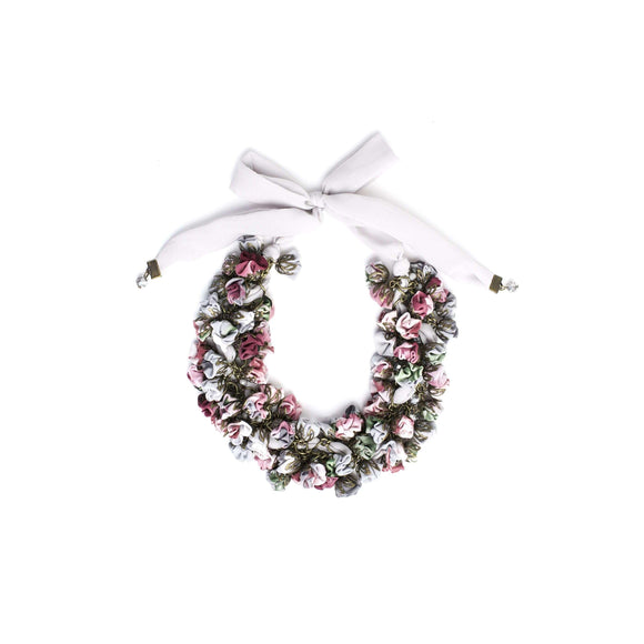 Sata Necklace Paris Rose