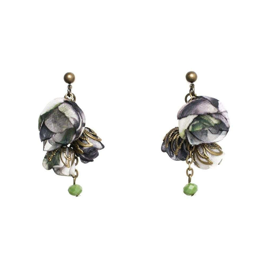 Annais Earrings Chateau Grey