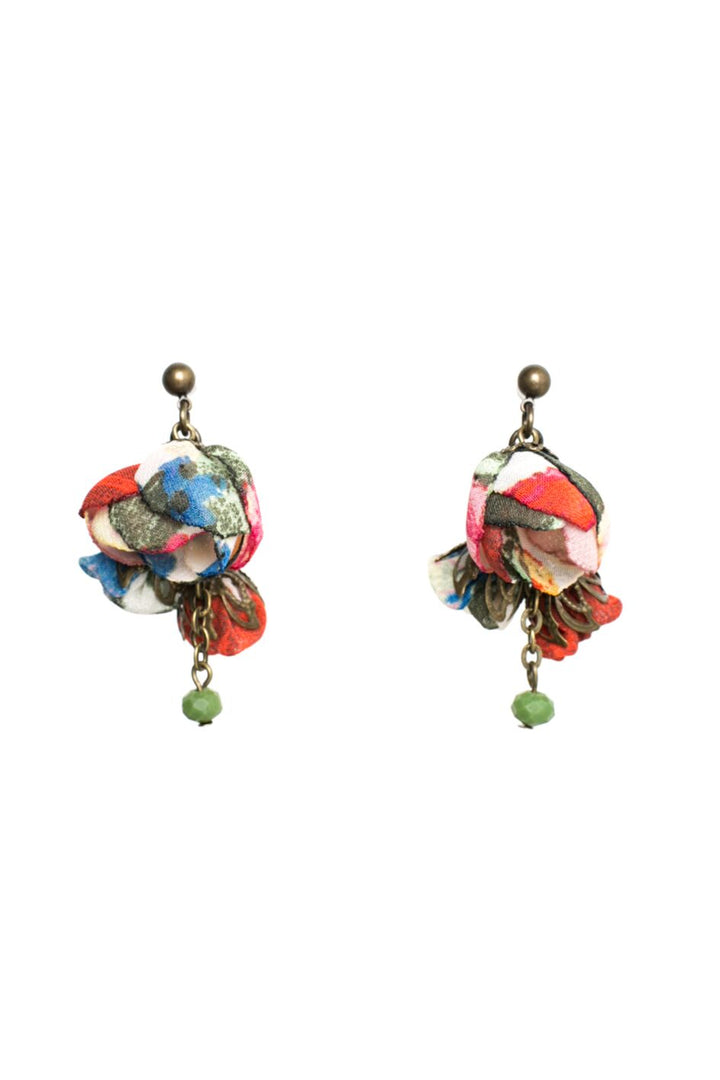 Annais Earrings Vintage Forest
