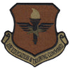 Air Education and Training Command (AETC) Majcom Spice Brown OCP Patch - 2 Pack