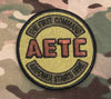 AETC Airpower Starts Here - Air Education Training Command OCP Patch - 2 Pack