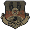 AF AFCENT Spice Brown OCP Patch - 2 Pack