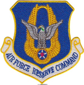 AF RESERVE COMMAND (AFRC) Color Patch - 2 Pack