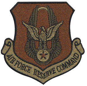 AF RESERVE COMMAND (AFRC) Spice Brown OCP Patch - 2 Pack