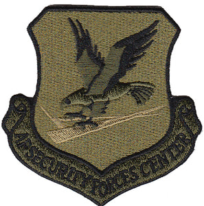 USAF Security Forces Center - Multicam / OCP Patch