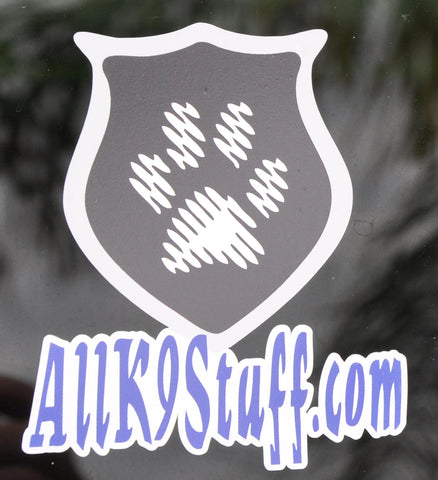 Image of K9 Stickers / Car Decals