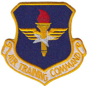 Air Training Command (ATC) Colored Replica Patch - 2 Pack