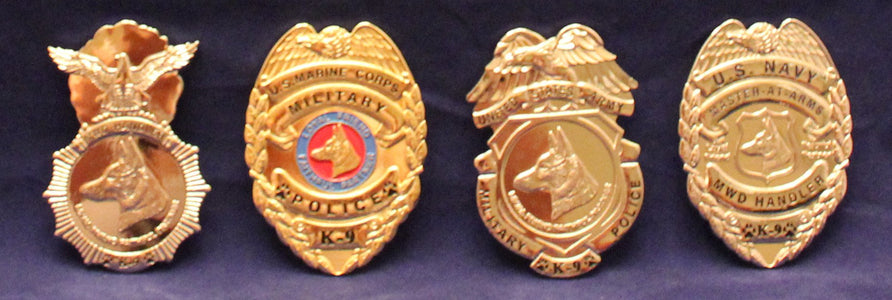 Air Force SF K9 Badge / Coin