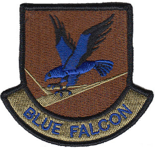 SF Blue Falcon Spice Brown OCP Patch - 2 Pack