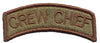 Crew Chief OCP Tab in Spice Brown - 2 pack