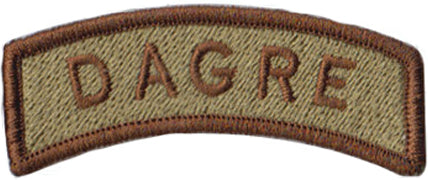 Security Forces Dagre Tab Spice Brown - 2 pack