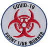 Operation COVID 19 Front Line Worker Patch