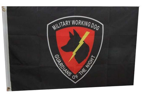 Image of Guardians of the Night Flag