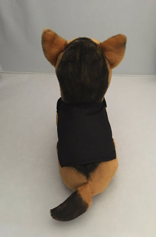 Rex the German Shepherd - K9 Stuffed Animal