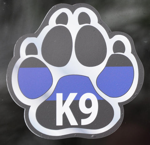 K9 Stickers / Car Decals