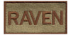 Raven Custom Shoulder Multicam/OCP Patch - 2 Pack