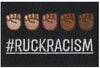 #RuckRacism Custom Patch - Ruck Racism 2 Pack