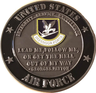 SF Hero of the Week Custom Challenge Coin