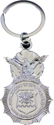 Image of Security Forces / Defensor Fortis Key Chain