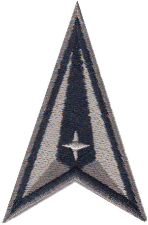 US DELTA SPACE FORCE SMALL PATCH - 2 Pack